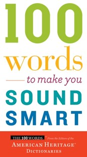 (ebook) 100 Words To Make You Sound Smart - Language
