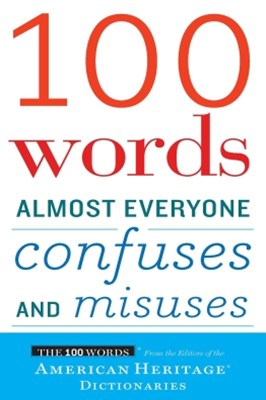 (ebook) 100 Words Almost Everyone Confuses and Misuses