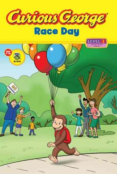 Curious George Race Day (cgtv Early Reader)