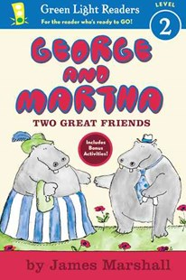 George and Martha Two Great Friends Early Reader by James Marshall (9780547406251) - PaperBack - Children's Fiction Intermediate (5-7)