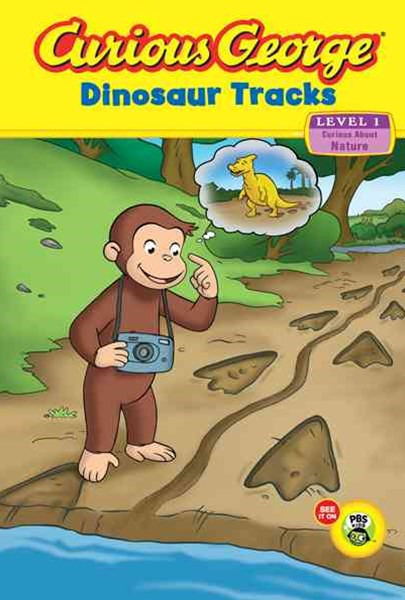 Curious George Dinosaur Tracks
