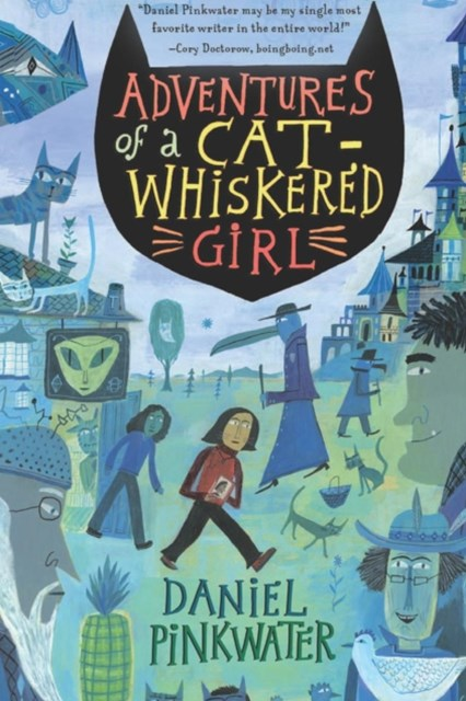 (ebook) Adventures of a Cat-Whiskered Girl
