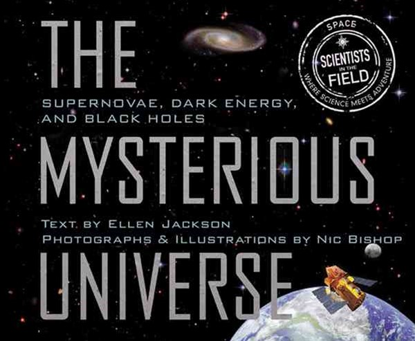 Mysterious Universe: Supernovae, Dark Energy, and Black Holes