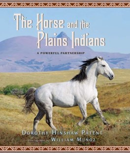 (ebook) Horse and the Plains Indians - Non-Fiction Animals