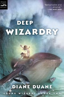 (ebook) Deep Wizardry - Children's Fiction
