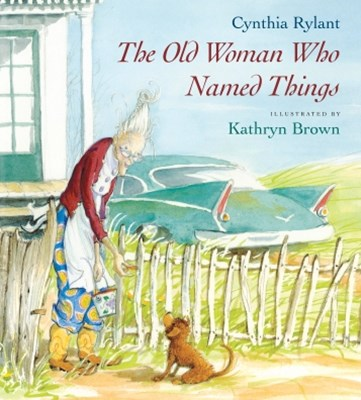 (ebook) Old Woman Who Named Things