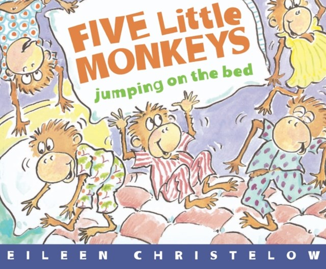 Five Little Monkeys Jumping on the Bed (Read-aloud)