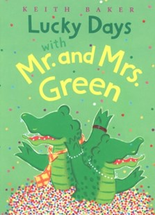 (ebook) Lucky Days with Mr. and Mrs. Green - Children's Fiction