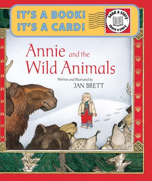 Annie and the Wild Animals: Send a Story