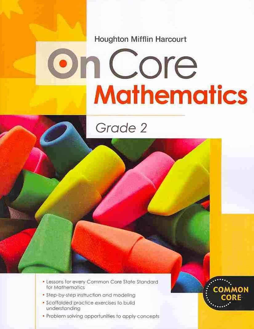 Houghton Mifflin Harcourt Math Common Core