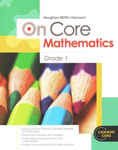Houghton Mifflin Harcourt Math Common Core, Grade 1