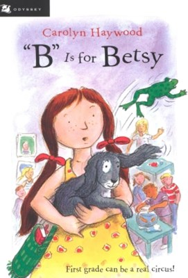 &quote;B&quote; Is for Betsy