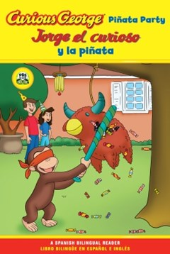 Curious George Pinata Party Bilingual Edition (CGTV Reader)