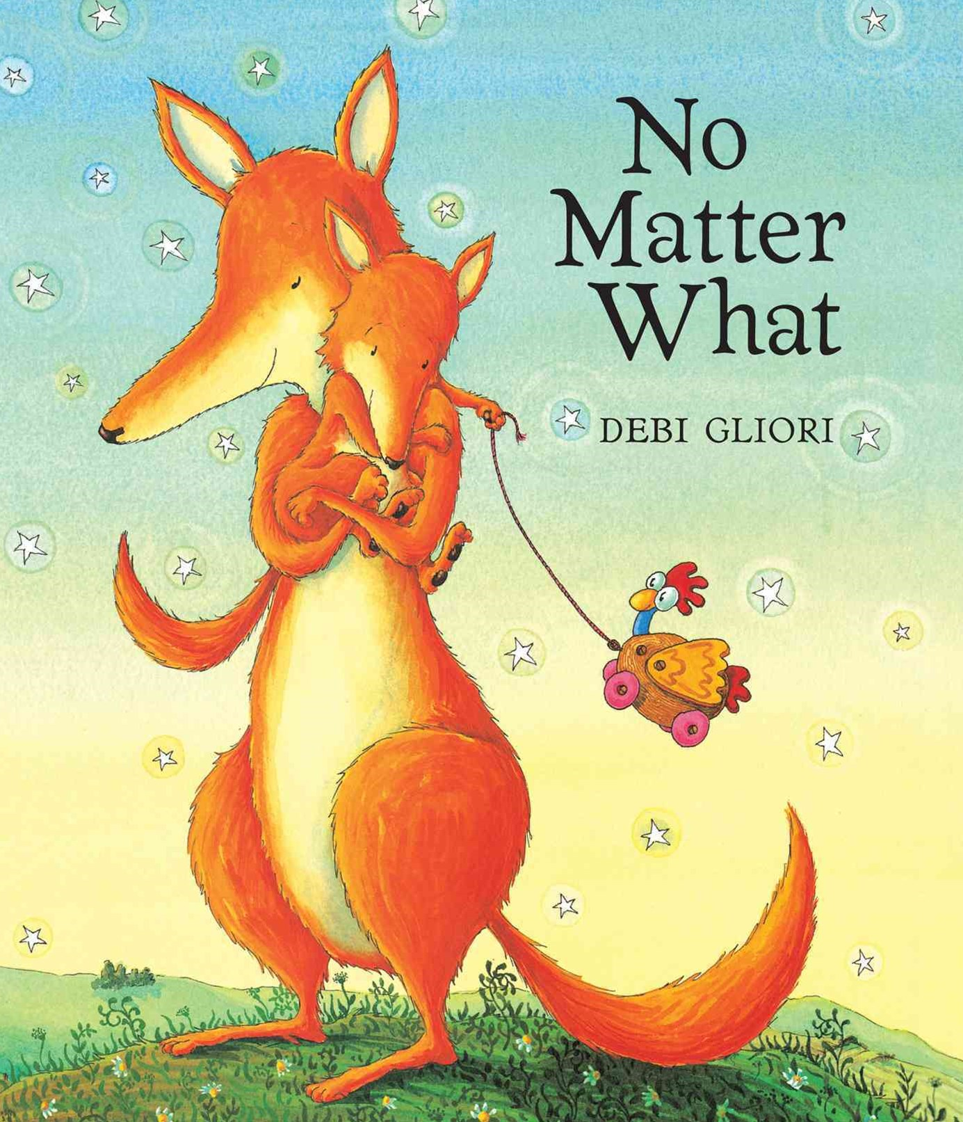No Matter What (Lap Board Book)