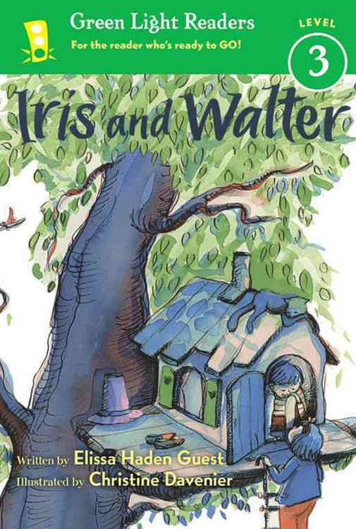 Iris and Walter: Green Light Readers Level 3