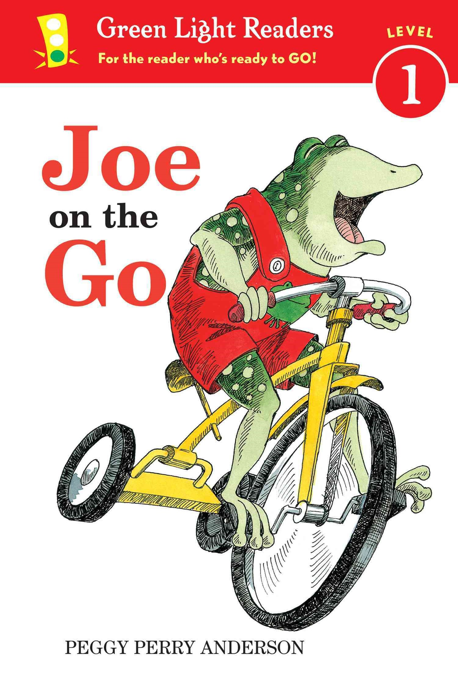 Joe on the Go: Green Light Readers Level 1
