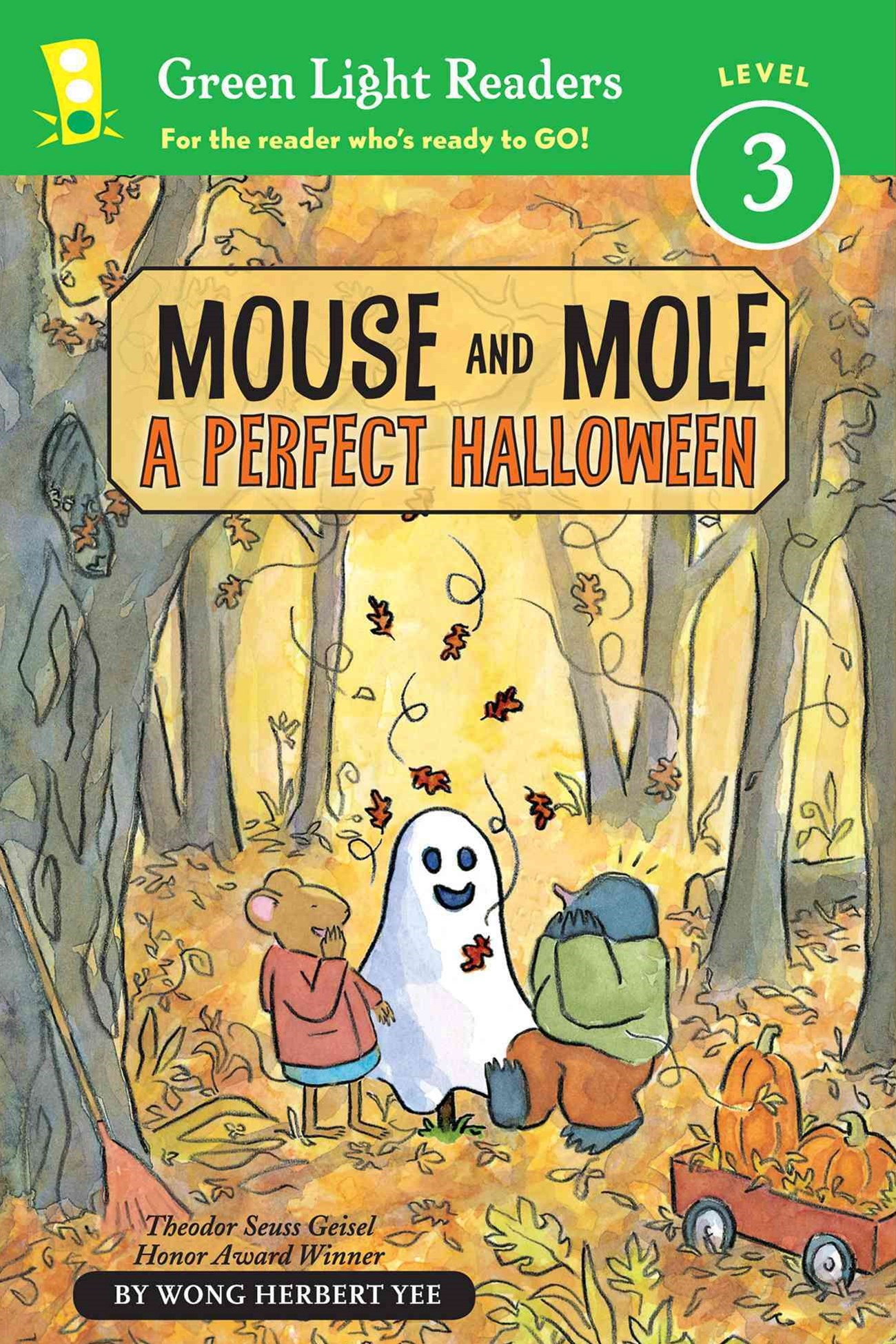 Mouse and Mole: Perfect Halloween (GL Reader Level 3)