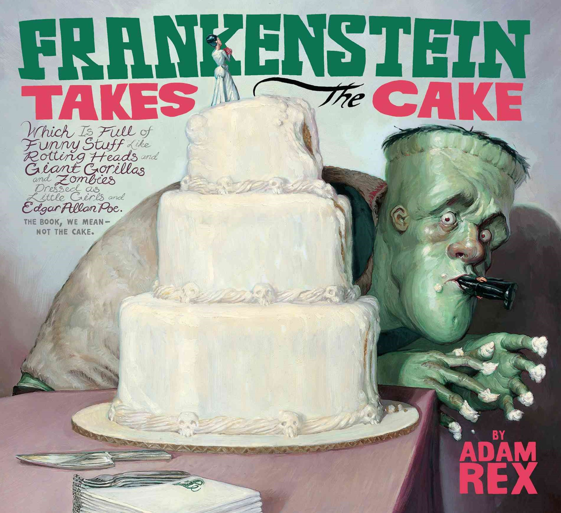 Frankenstein Takes the Cake