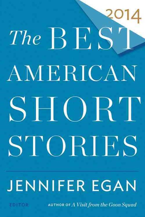 Best American Short Stories 2014