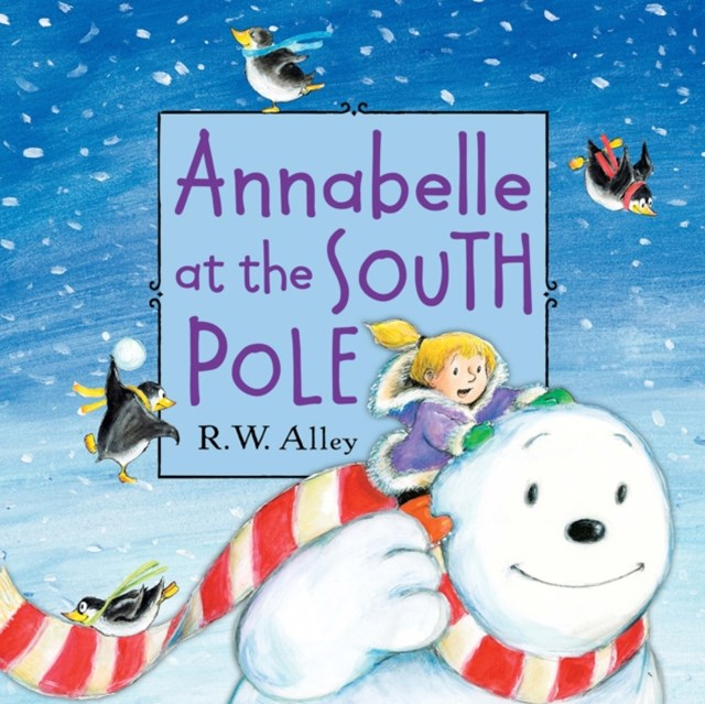 (ebook) Annabelle at the South Pole