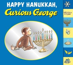 (ebook) Happy Hanukkah, Curious George
