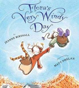 Flora's Very Windy Day by BIRDSALL, Matt Phelan (9780547994857) - PaperBack - Children's Fiction Early Readers (0-4)