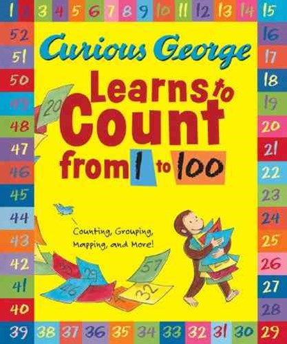 Curious George Learns to Count from 1 to 100  (Big Book)