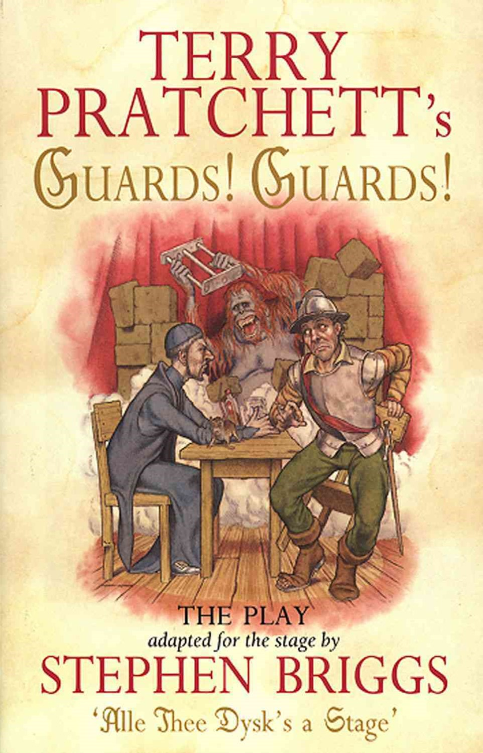 Guards! Guards!: The Play