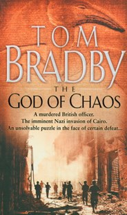 The God Of Chaos by Tom Bradby (9780552151450) - PaperBack - Adventure Fiction