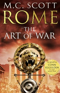 Rome: The Art of War by M C Scott (9780552161831) - PaperBack - Crime Mystery & Thriller