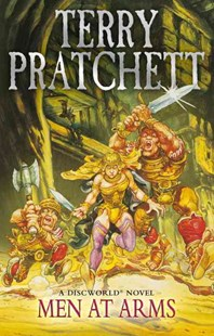 Men At Arms by Terry Pratchett (9780552167536) - PaperBack - Fantasy