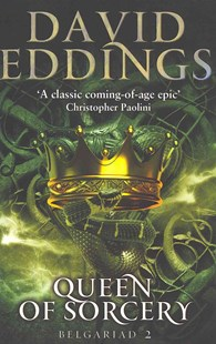 Queen Of Sorcery by David Eddings (9780552168342) - PaperBack - Fantasy