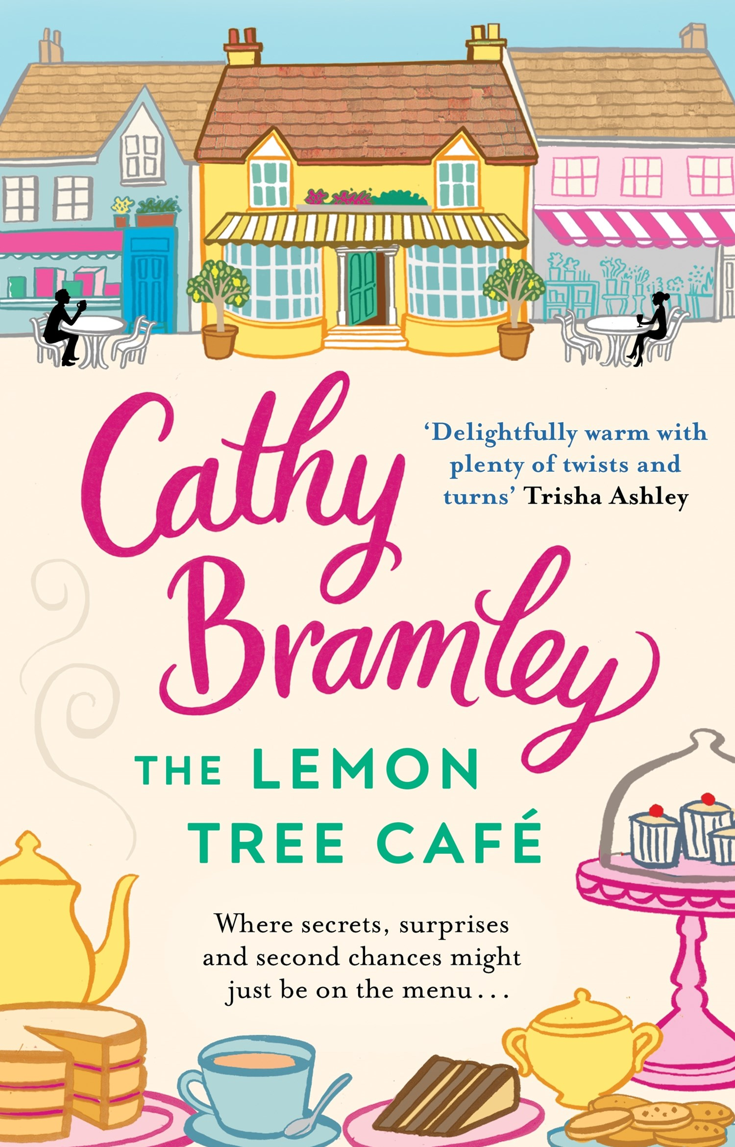 The Lemon Tree Cafe: The Heart-warming Sunday Times Bestseller