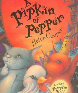 A PIPKIN OF PEPPER_ by HELEN COOPER (9780552546317) - PaperBack - Children's Fiction