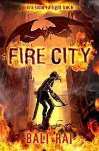 Fire City by Bali Rai (9780552556026) - PaperBack - Children's Fiction Teenage (11-13)