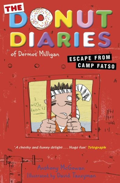 The Donut Diaries: Escape from Camp Fatso