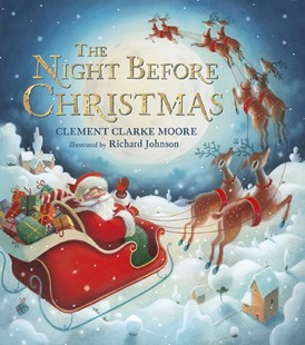 The Night Before Christmas by Clement Clarke Moore, Richard Johnson (9780552569880) - PaperBack - Children's Fiction
