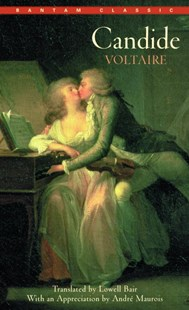 Candide by Voltaire, Lowell Bair, Sheilah Beckett, Lowell Blair (9780553211665) - PaperBack - Classic Fiction