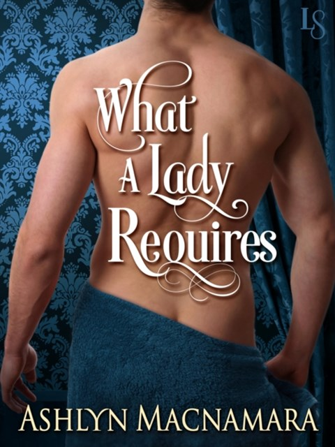 (ebook) What a Lady Requires