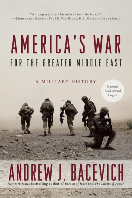 (ebook) America's War for the Greater Middle East