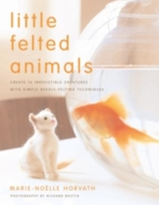 (ebook) Little Felted Animals