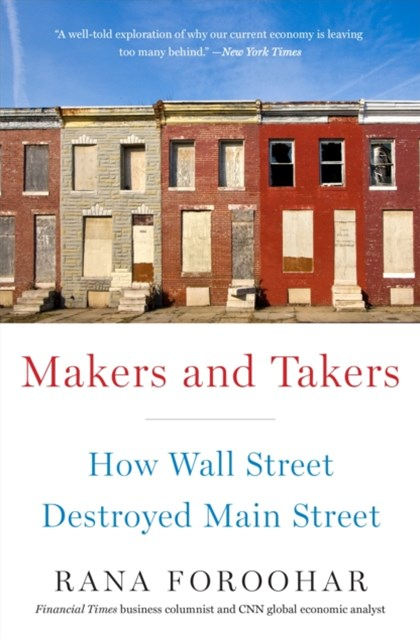 (ebook) Makers and Takers