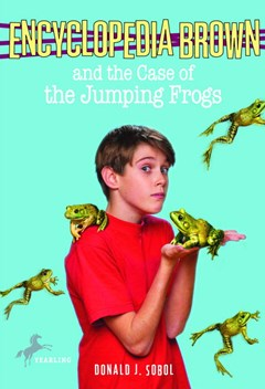 Encyclopedia Brown & The Case Of The Jumping Frogs