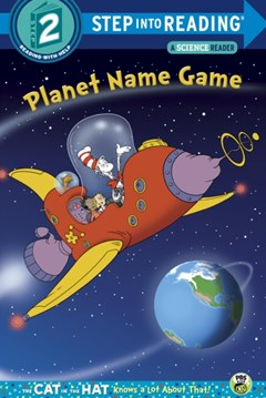 (ebook) Planet Name Game (Dr. Seuss/Cat in the Hat)
