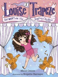 (ebook) Louise Trapeze Did NOT Lose the Juggling Chickens