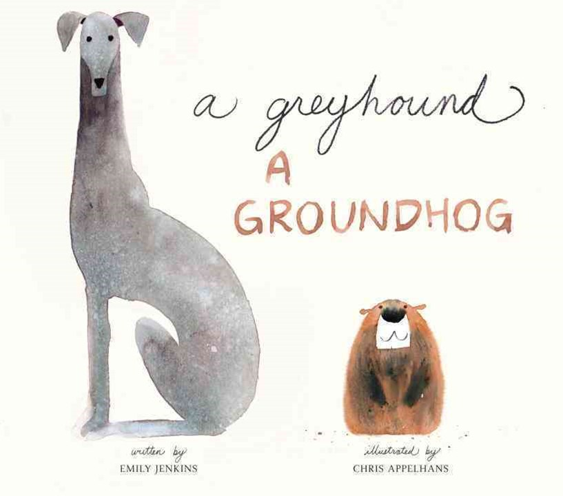 A Greyhound, a Groundhog