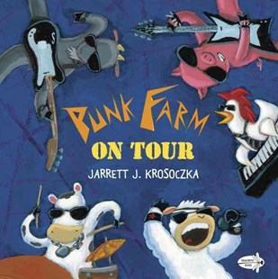 Punk Farm On Tour by Jarrett J. Krosoczka (9780553507782) - PaperBack - Children's Fiction Intermediate (5-7)