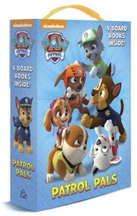 Patrol Pals (Paw Patrol) by Random House (9780553507966) - HardCover - Children's Fiction Intermediate (5-7)