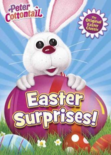 Easter Surprises! (Peter Cottontail) by Mary Man-Kong, Linda Karl (9780553508208) - PaperBack - Non-Fiction Art & Activity