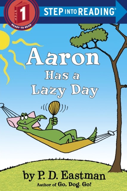 (ebook) Aaron Has a Lazy Day